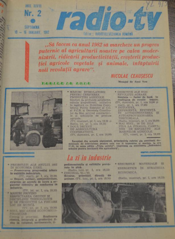 1982-01-10 Coperta 1