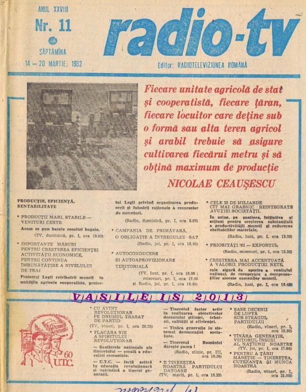 1982-03-14 Coperta 1