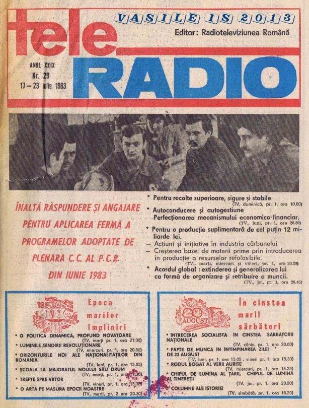 1983-07-17 Coperta 1