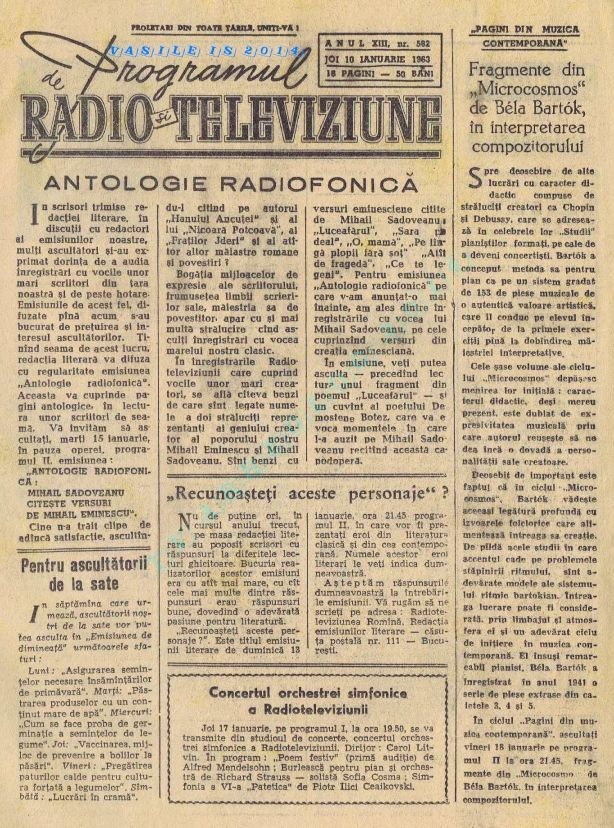 1963-01-13 Coperta 1