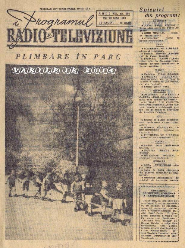 1963-05-26 Coperta 1