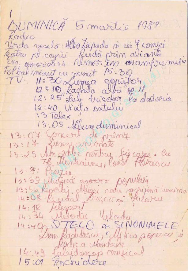 1989-03-05 Duminica Tv1