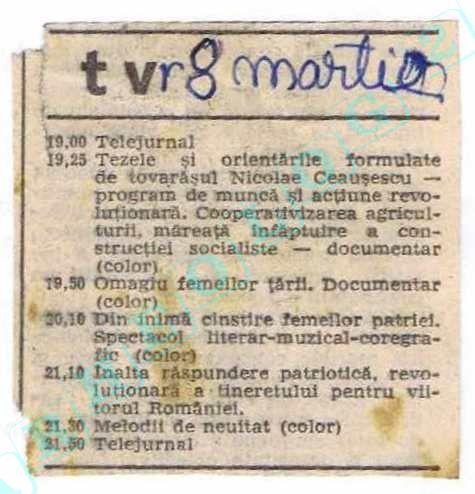1989-03-08 Miercuri Tv