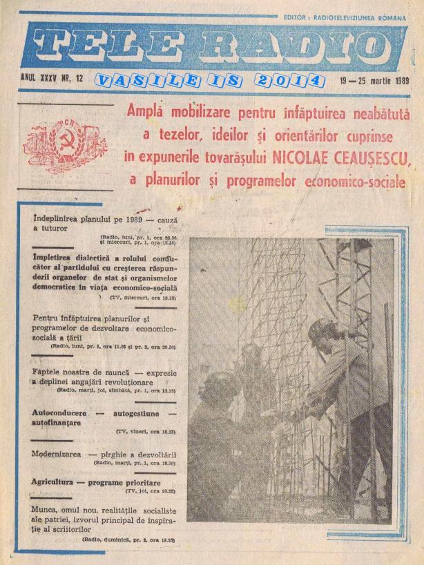 1989-03-19 Coperta 1