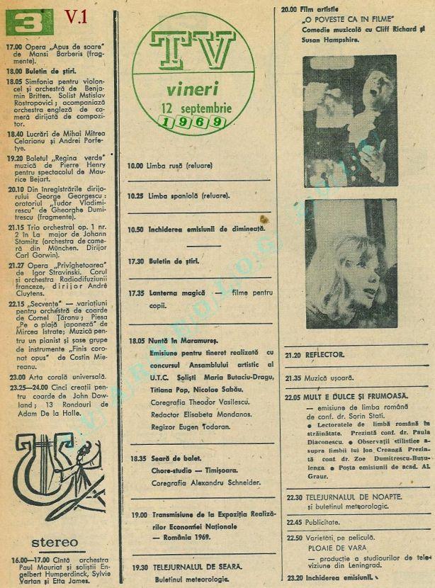 1969-09-12 Vineri Tv v1