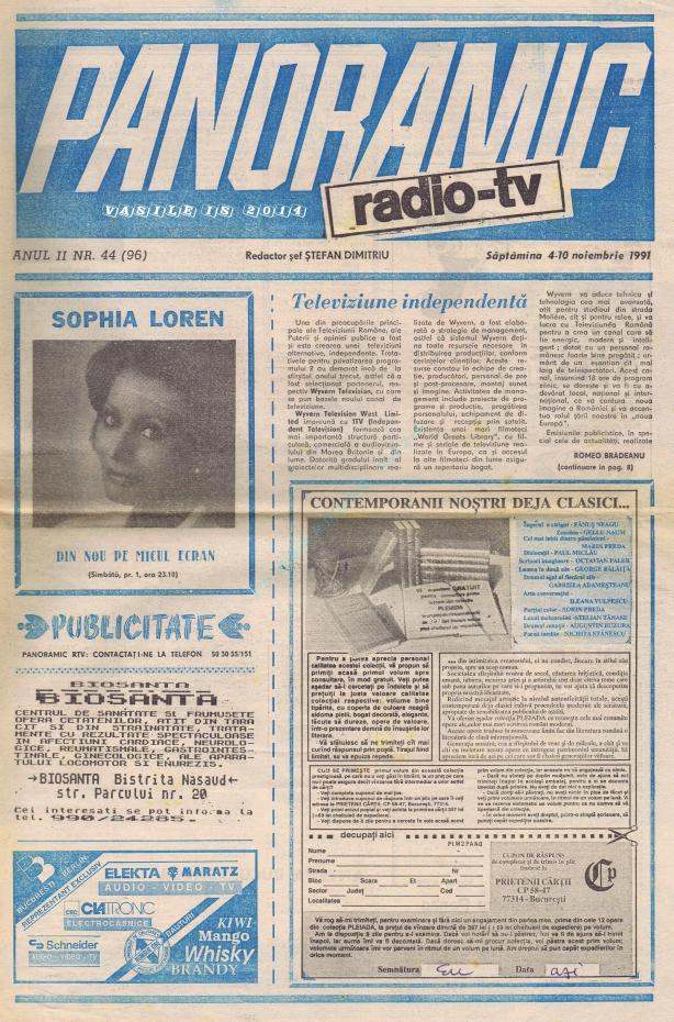 1991-11-04 Coperta 1