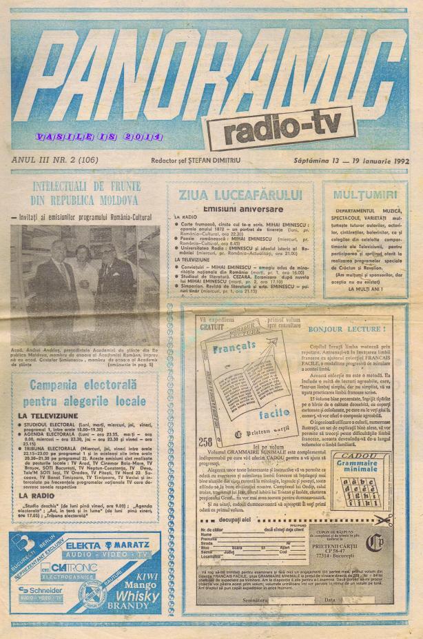 1992-01-13 Coperta 1