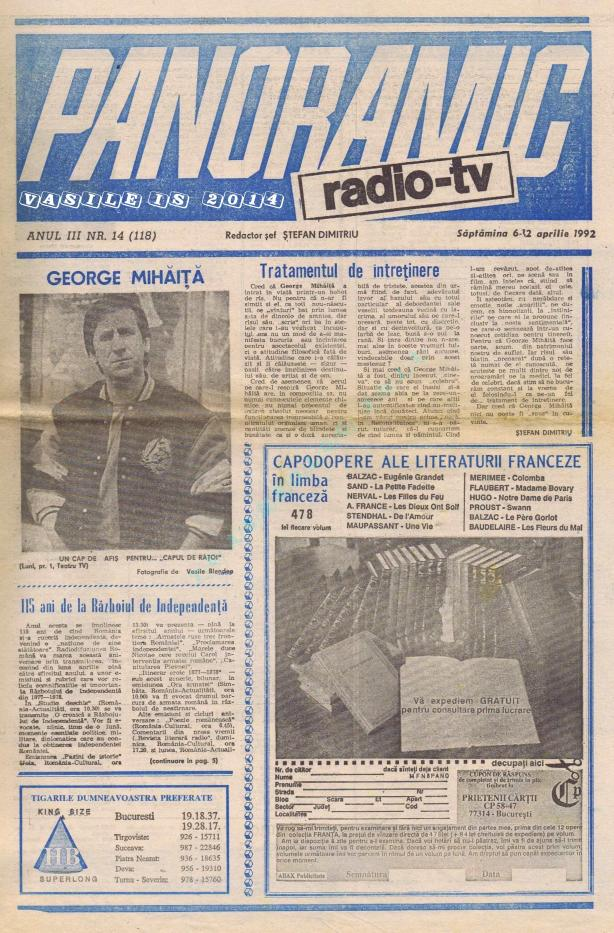 1992-04-06 Coperta 1