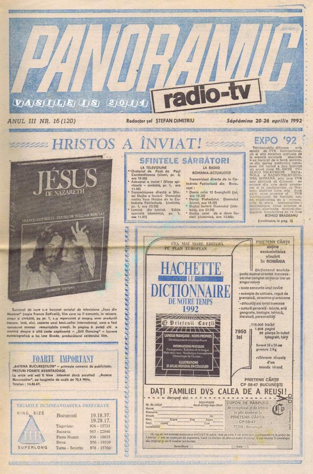 1992-04-20 Coperta 1