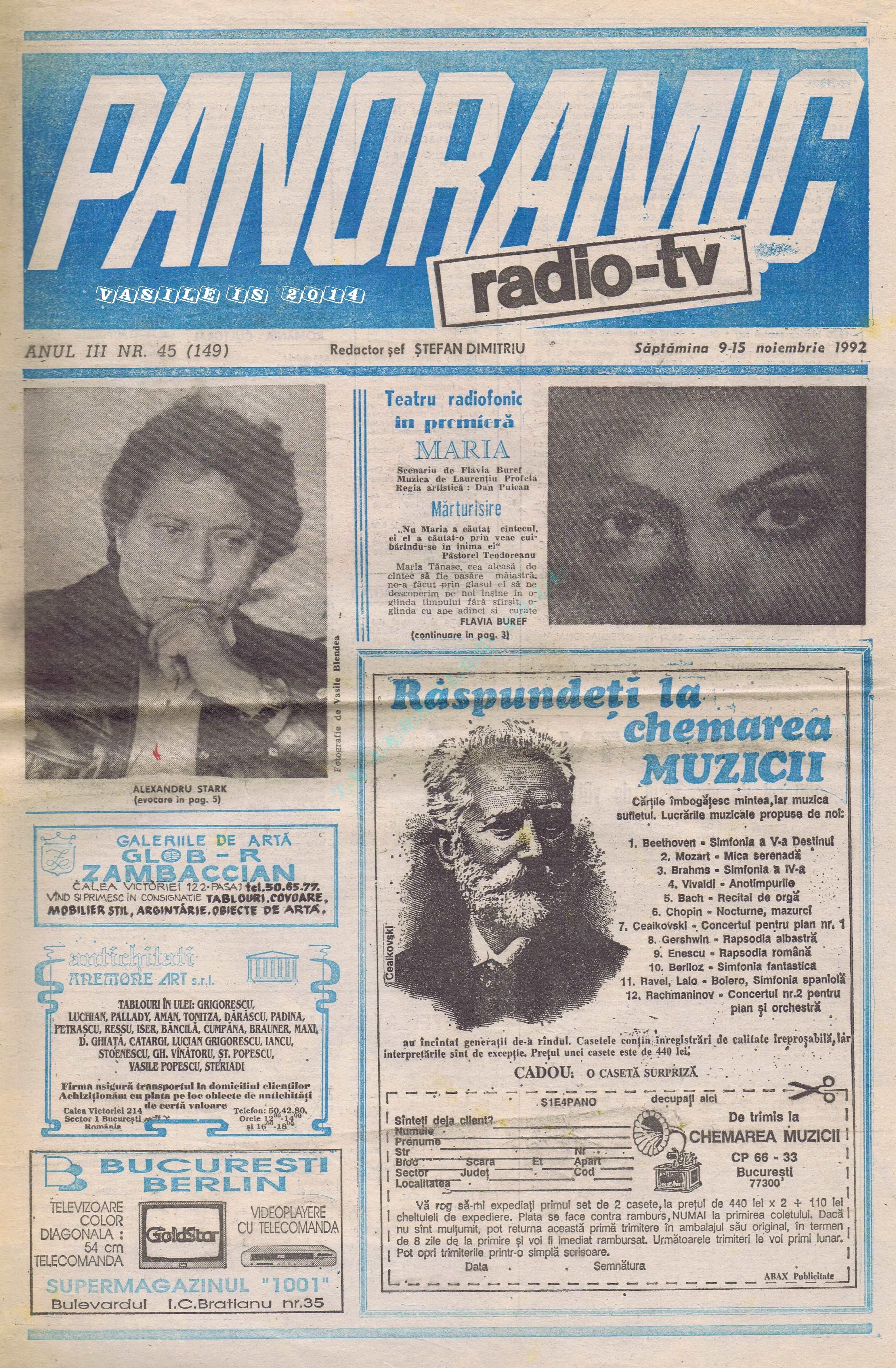 1992-11-09 Coperta 1