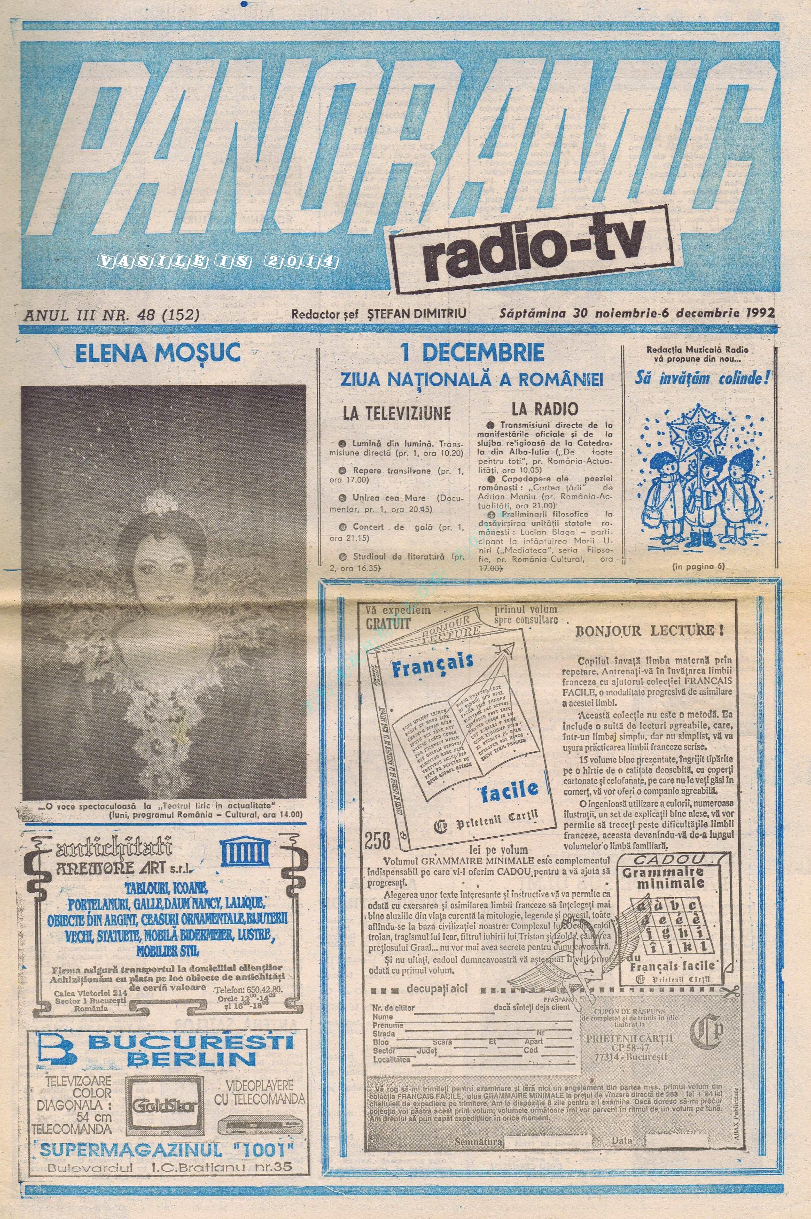 1992-11-30 Coperta 1